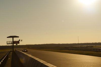 IndyCar-Test in New Orleans, Februar