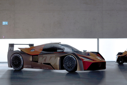 KTM X-BOW GTR coche de carreras