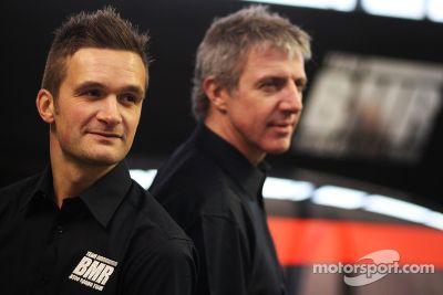 Jason Plato and Colin Turkington join Team BMR