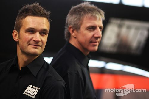 Jason Plato e Colin Turkington entram na Team BMR