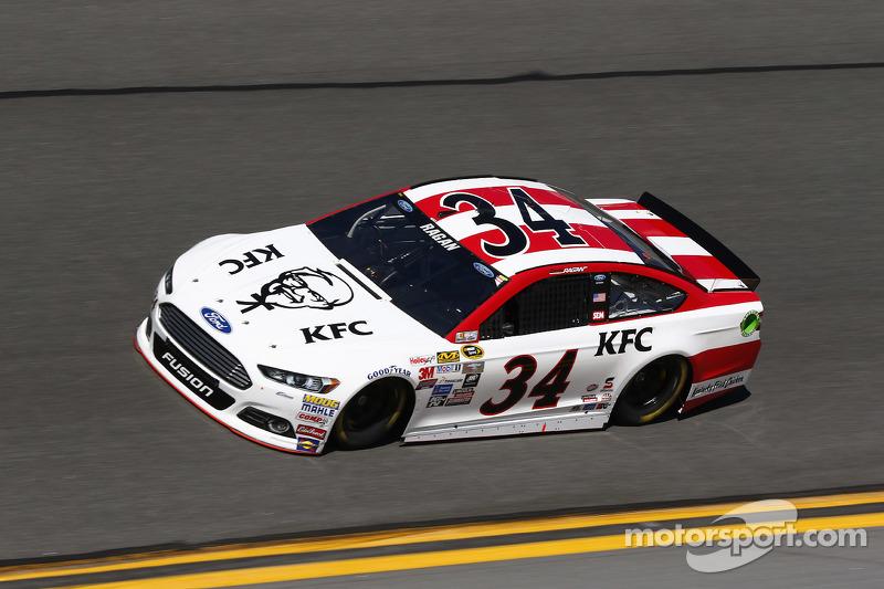 David Ragan, Frontrow Motorsports, Ford