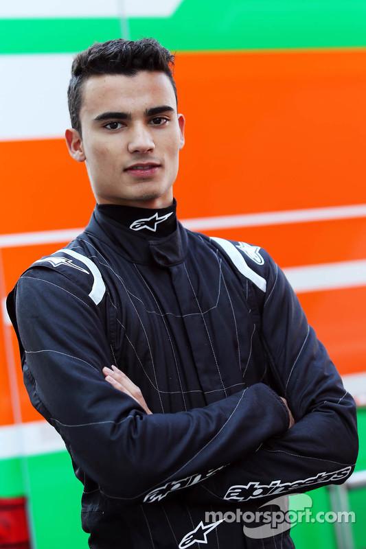 Pascal Wehrlein, Sahara Force India F1 Team