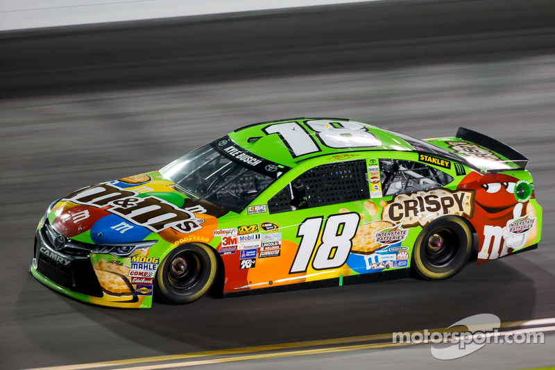 Kyle Busch Joe Gibbs Racing Toyota At Daytona