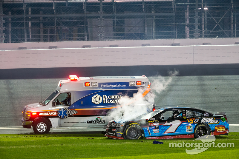 Alex Bowman, Tommy Baldwin Racing in difficoltà