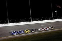 Tyler Reddick, Brad Keselowski Racing, Ford, in Führung