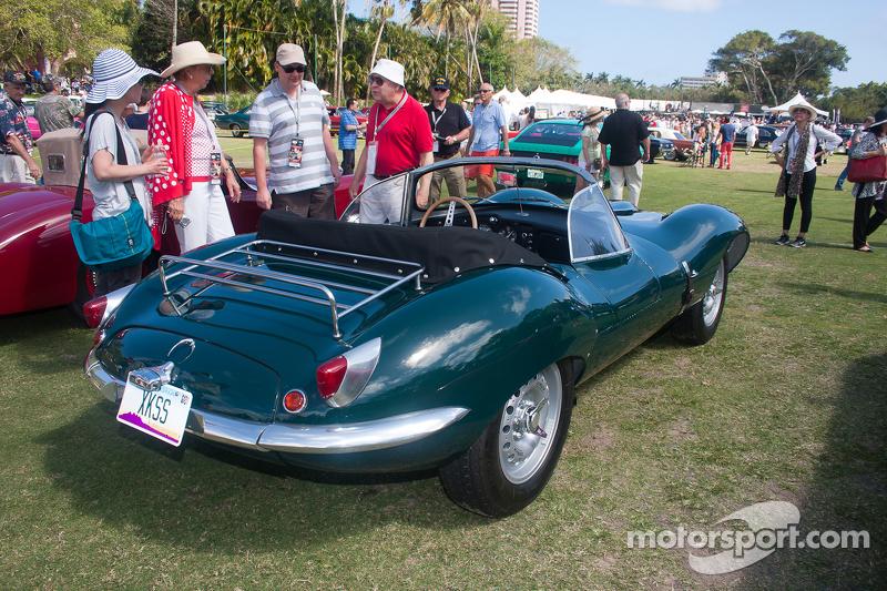 1956 Jaguar/Lynx XKSS