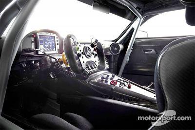 梅赛德斯AMG GT3发布