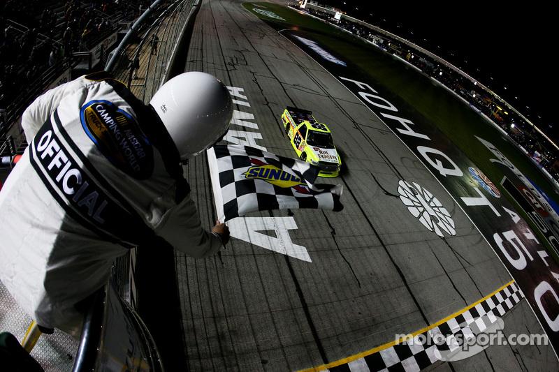 Метт Крафтон, ThorSport Racing Toyota перемагає