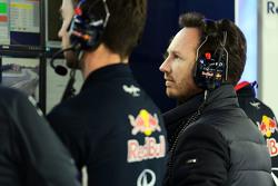 Christian Horner, Jefe del Red Bull Racing