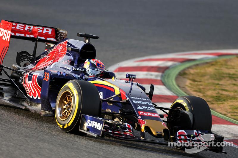 Max Verstappen (NL), Scuderia Toro Rosso