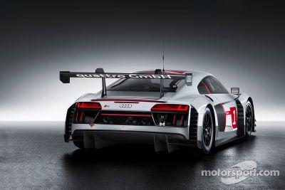 Audi R8 LMS - apresentação