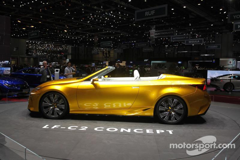 Lexus LF C2, Konzeptstudie