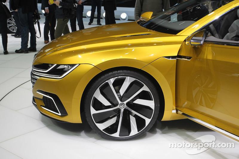 Volkswagen Sport Coupé Konsepti GTE
