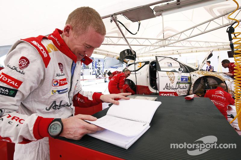 Пол Негл, Citroën World Rally Team