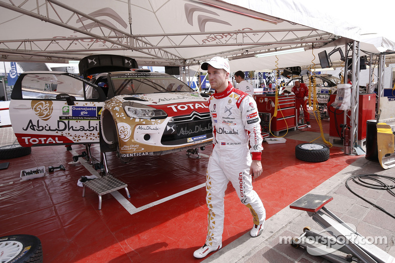 Медс Остберг, Citroën World Rally Team