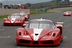 The Ferrari FXX