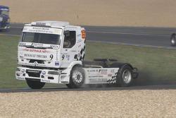 #9 Vincent Crozier Renault: Vincent Crozier