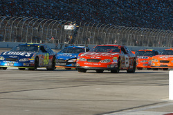 Jimmie Johnson, Mark Martin, Dale Earnhardt Jr., Tony Stewart, Jeff Gordon