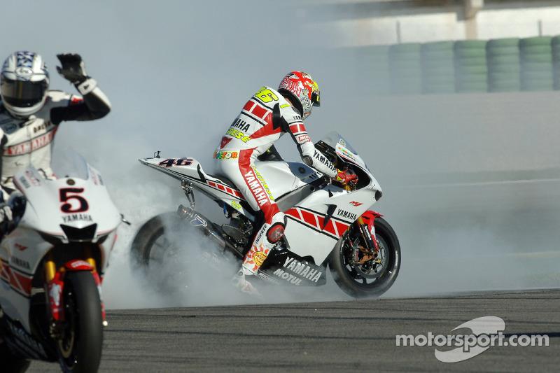 2005 - Валентино Россі, Yamaha