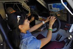 Terry Cook Racing simulator
