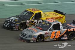Todd Bodine and Jack Sprague