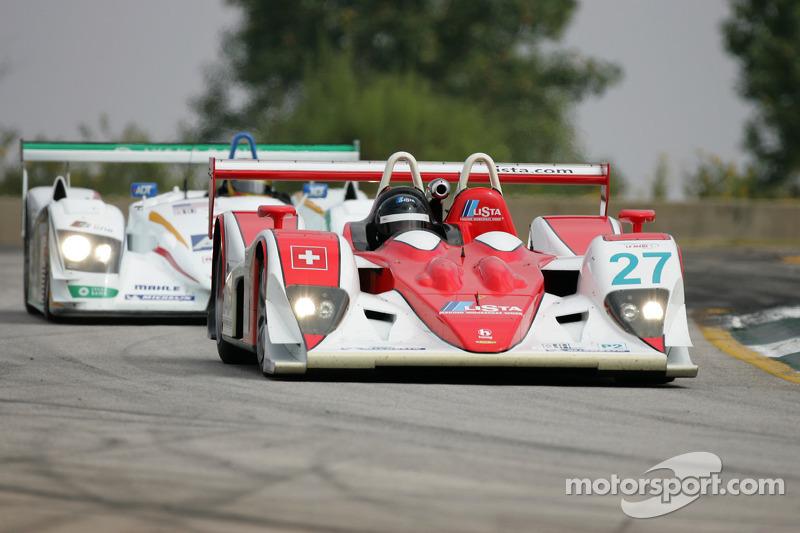 Horag-Lista Racing Lola B05/40 Judd : Éric Van de Poele, Didier Theys, Thed Bjork