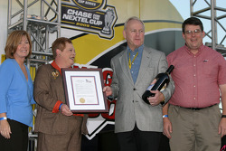 More honors for Humpy Wheeler