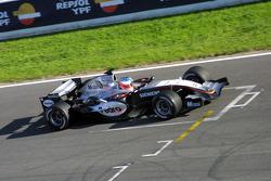 Гэри Паффет, McLaren
