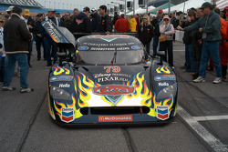 #79 Newman Racing/ Silverstone Racing Ford Crawford on the starting grid