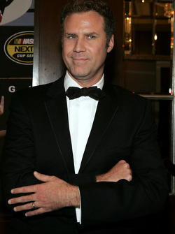 NASCAR Nextel Cup Awards Banquet at the Waldorf Astoria Hotel: Will Ferrell