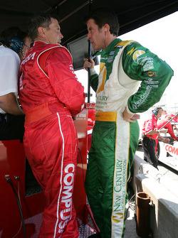 Scott Pruett and Cort Wagner