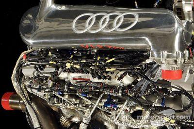 Présentation de l'Audi R10