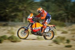Team Repsol Red Bull KTM : Marc Coma