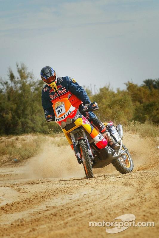 Team Repsol Red Bull KTM : Jordi Duran