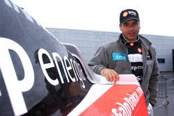 Team Nissan Dessoude presentation: Carlos Sousa