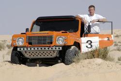 Team Dakar Sport: Rick Aarts