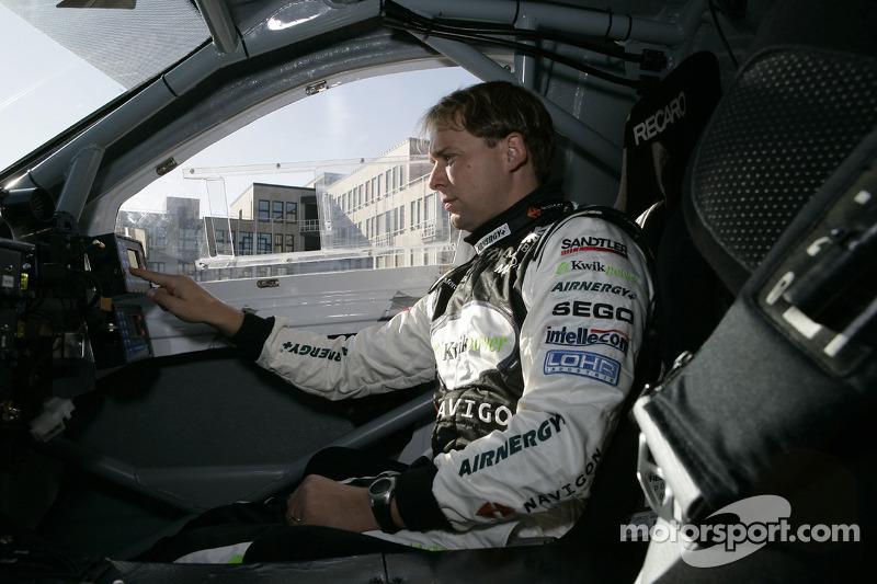 Equipe Kwikpower Mercedes-Benz : Detlef Ruf
