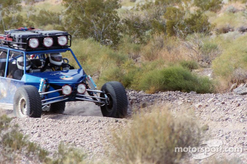 Vanguard Racing: manoeuves de Ronn Bailey