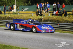 #74 Team Labatt Gebhardt JC853 Ford: Frank Jelinski, John Graham, Nick Adams