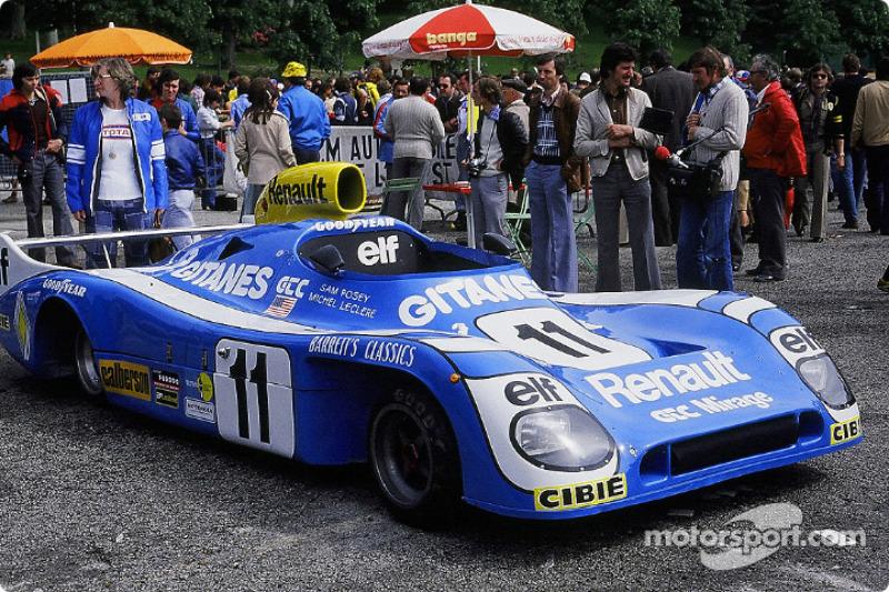 #11 Renault-Mirage M9
