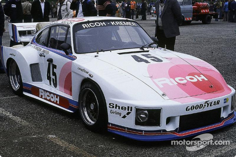 #45 Porsche 935
