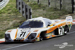 #71 André Chevalley Racing Inaltera LM77 Ford: André Chevalley, François Trisconi