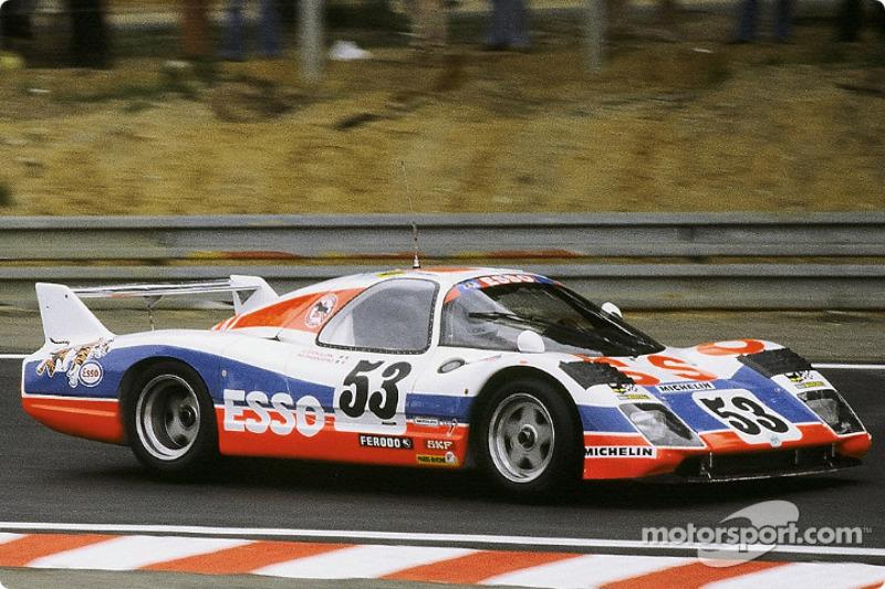#53 W.M. AEREM WM P79 Peugeot: Michel Pignard, Jacques Coulon, Serge Saulnier