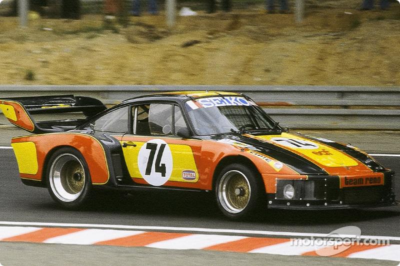#74 Jean-Pierre Jarier Porsche 935: Jean-Pierre Jarier, Randolph Townsend, Raymond Touroul