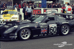 #60 Agusta Racing Team Callaway Corvette LM GT: Almo Coppelli, Rocky Agusta, Eric Graham