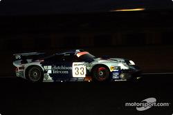 #33 Schübel Engineering Porsche 911 GT1: Armin Hahne, Pedro Lamy, Patrice Goueslard