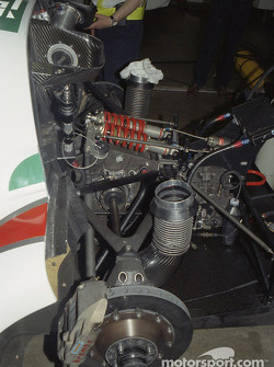 Detail of the Panoz