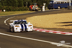 #63 Viper Team Oreca Chrysler Viper GTS-R: Justin Bell, John Morton, Pierre Yver