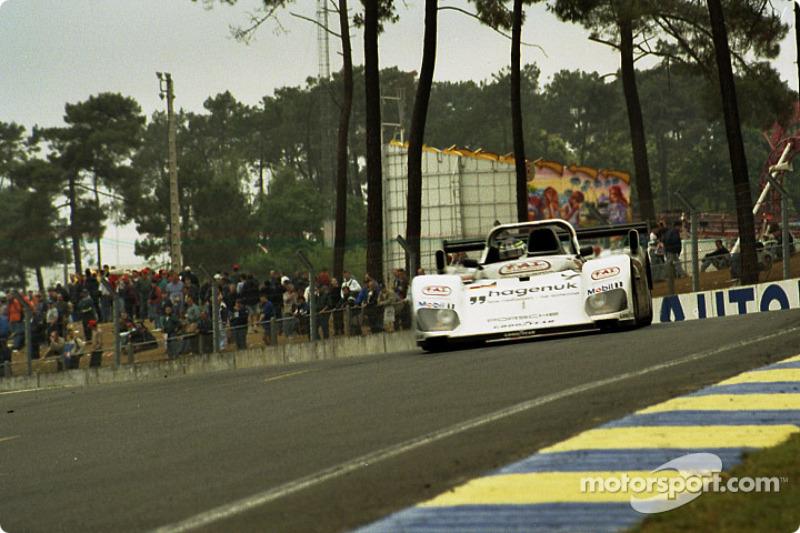 #7 Joest Racing TWR Porsche WSC 95: Мікеле Альборето