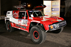 Team Gordon Hummer H3 Race Truck at scrutineering